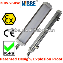led explosion proof fluorescent lamp