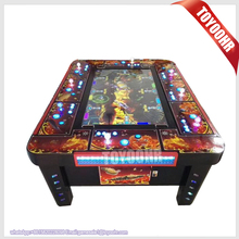 2017 hold 40% Chinese Dragon video table fish gaming games/fish hunter gaming game machine