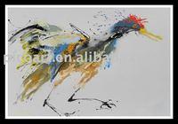 original abstract canvas art painting