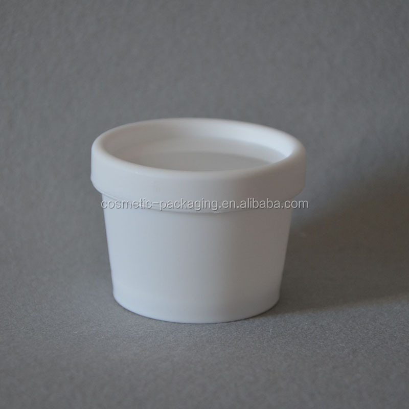 100g plastic cream jar, pp makeup jar, cosmetic container, cream bottle case