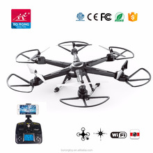2.4G 6-Axis Hexacopter Toys Big Size Drone WIFI 5.8G RC Drone FPV Quadcopter With 2MP Camera