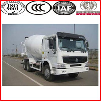 Sinotruk 10 CBM 336HP Good Condition Conceret Mixer Truck