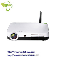 Hotsales product most favourable 3d mini projector / 1080P 2000:1&600 lumen led lamp & lcd panel,3d smart mini projector