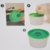 new design high quality Multifunctional Pet food storage container feeders bowls cat bowls