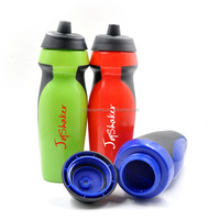 Promotion gift cheap plastic sport water bottle BPA free