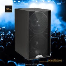 Trade assurance, passive subwoofers, dual 18-inch subwoofer
