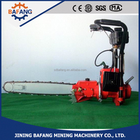 Petrol Mini chainsaw gasoline chain saw wood cutting band saw machine for sale