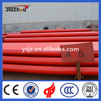 st52 hardening concrete pump pipe