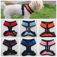 fashionable Kung Fu Dog brand airmesh lovely pet harness for dog