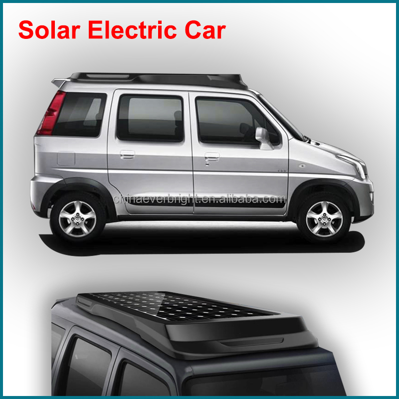 High Speed Solar Electric Vehicle