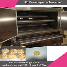 Fast Food Restaurant Bread Tunnel Ir Oven
