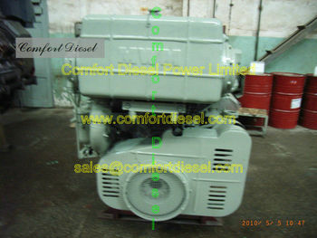 MWM TBD234 TBD620 marine diesel engine for commercial boat