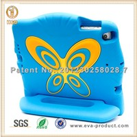 2016 New design butterfly pattern shockproof case for ipad mini 1 2 3 case