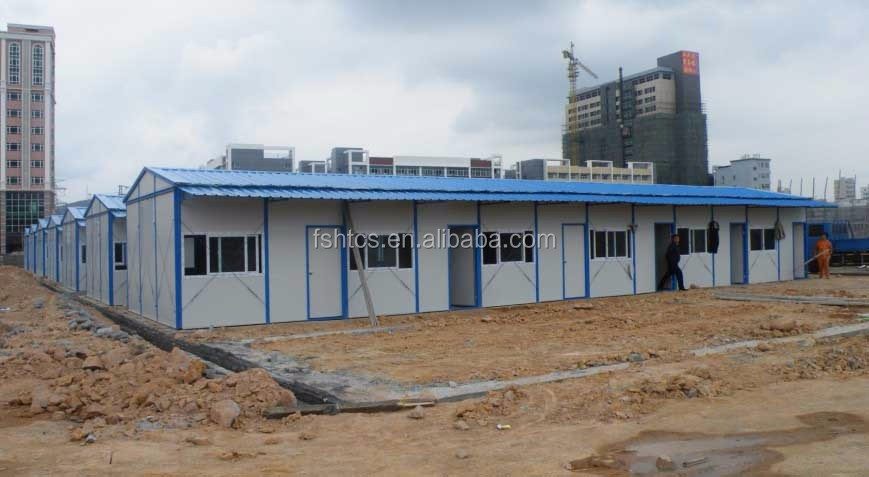 Alibaba Real Estate China Low Cost Prefabricated Homes