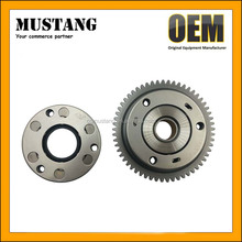 Good Quality Motorcycle Spare Parts 150cc Motorcycle Starter Clutch One Way Clutch Gear