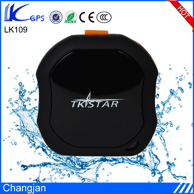 IP65 waterproof and real time tracking child GPS tracker