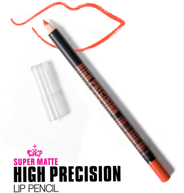Menow Pro Cosmetics <strong>P103</strong> Lip Color Makeup Super Matte High Precision Lip liner