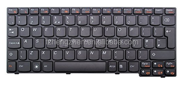New Replacement Laptop Keyboard For Lenovo s10 S205 S10-3 S10-3S S100 S110 S200 LA US UK SP DE RU CF JP Layout