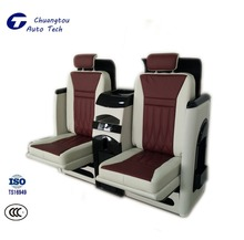 Power Auto Bar Floding Seats Electrical Automobile Floding High Quality MPV Conversion Luxury Hidden Folding Bar Chair