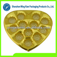High quality disposable plastic biscuit/cookies tray