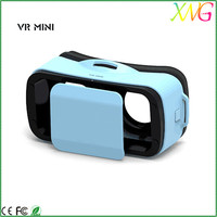 Color available Watching 3D Movie and Playing 3D games Vr Case Mini fit for 4.5-5.5 inch smartphone