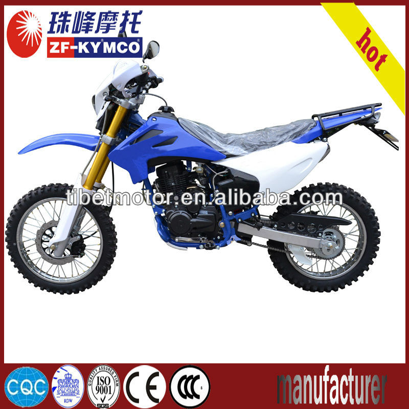 Best selling fashionable Brazil dirt bike 250cc(ZF250PY)