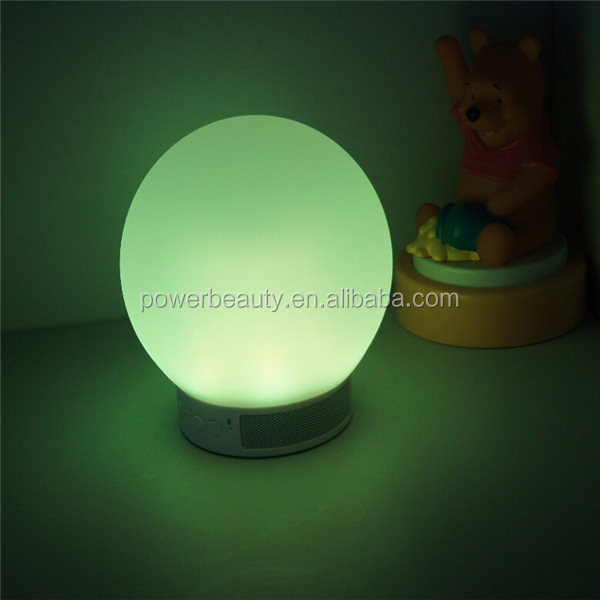 best led light bluetooth speaker, bluetooth light control,bluetooth speaker with led light