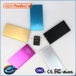 2016 hot New product drawing book powerbank 10000mah with Lamp made in china
