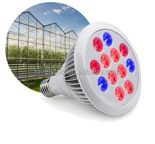 vertical garden PAR38 plant light bulb E27 12W 15W 18W grow led light led grow light Indoor Garden Plant for Veg Tomato Flower