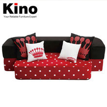 Space saving folding sofa bed double Modern sofa cum bed with cheaper price