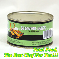 Canned Stewed Duck Meat Canned Poultry