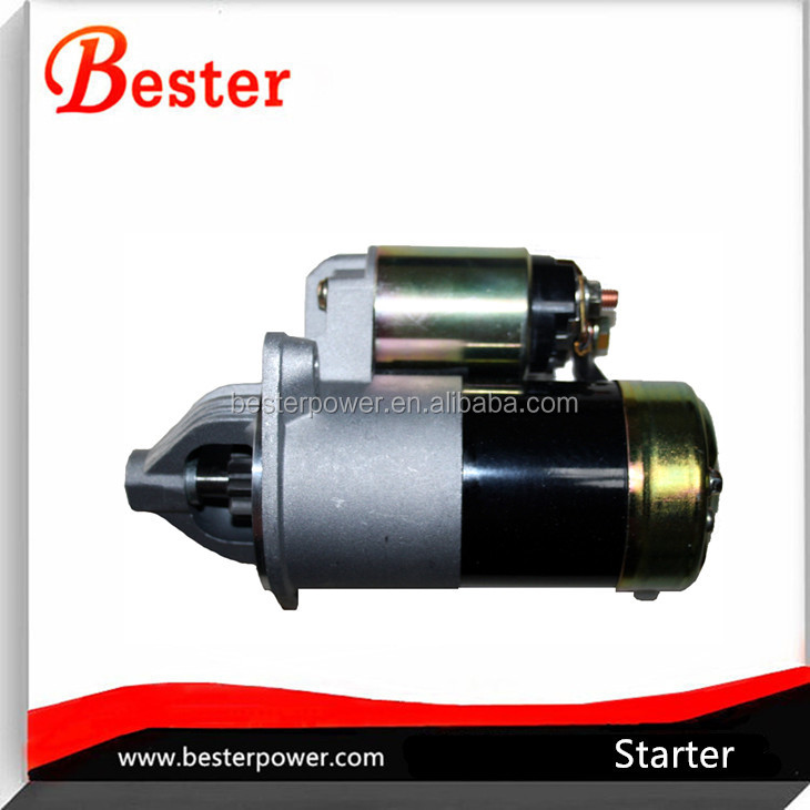 12v 1.2kW 8t Car Starter Motor For Mistubishi Montero Pickup 458546 MANDO MG112014 MP112040