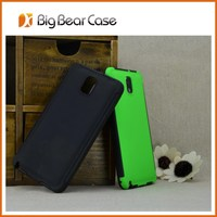 Free sample Chinese cell covers galaxy note 3 shockproof case mobile phone accessory factory in china