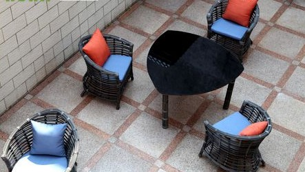 China Manufacturer garden bistro sets New Product environmentally protective