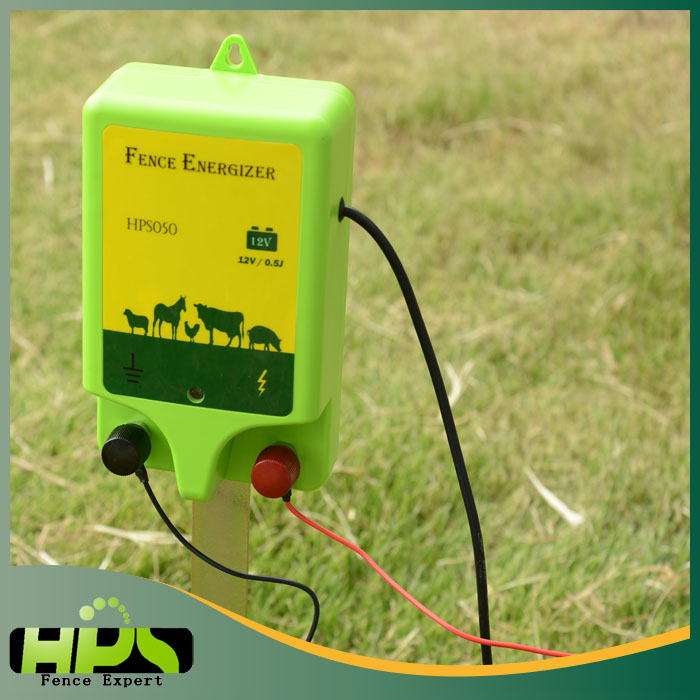 HPS Fence Electric fencing voltage energizer for animal farm