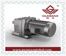 GUOMAO GR series helical inline gear reducer