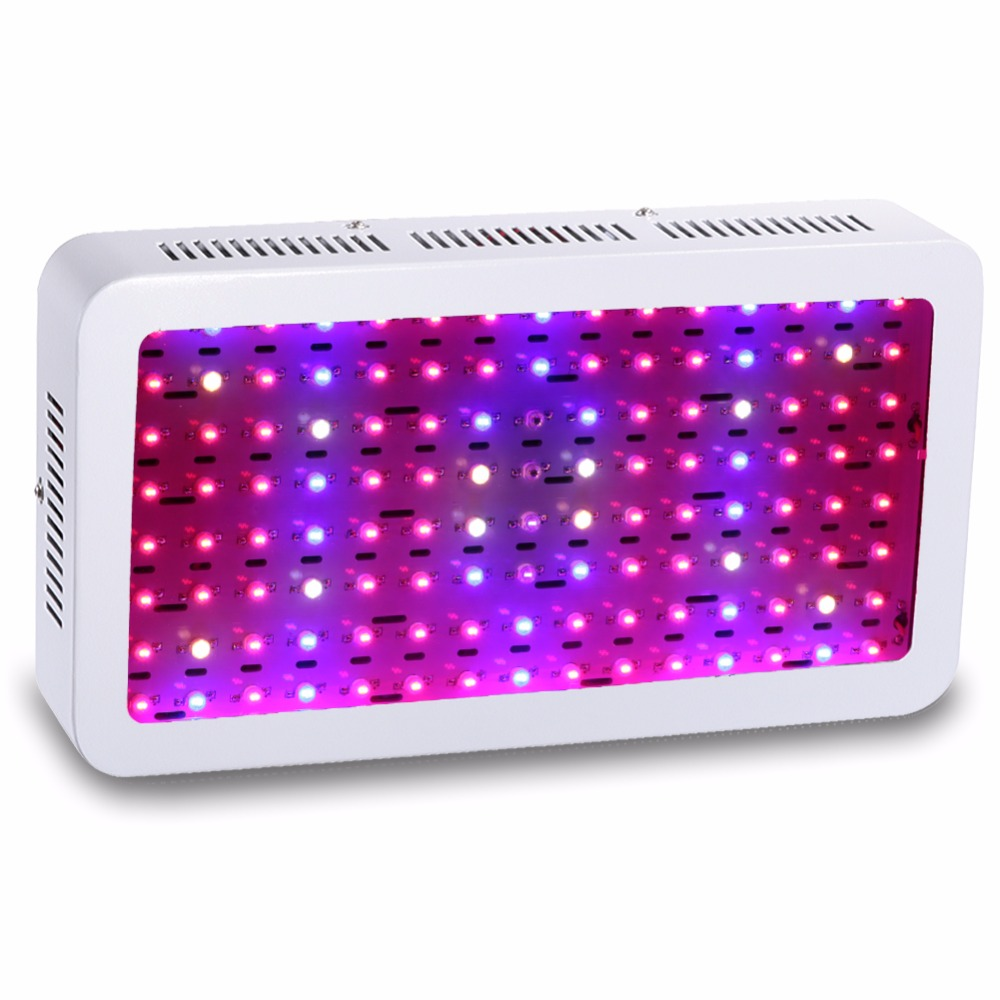 Greenhouse used king 1200w led grow light 10w chip full spectrum led grow light