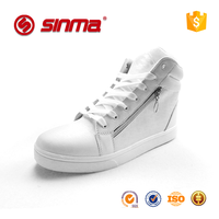 hot sale cheap new product PU casual shoes for men