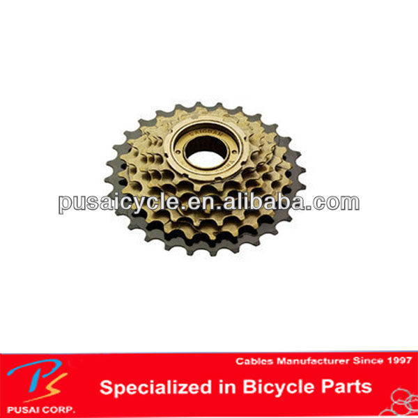 High quality bicycle parts/bike flywheel export south america