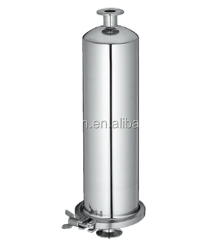 Stainless steel material Gas filter housing and vent housing
