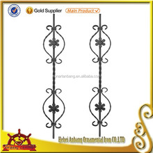 wrought iron scroll balusters used on fence,gate and staircase