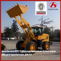 ZL30F Wheel Loader with 97kw engine, hot sale