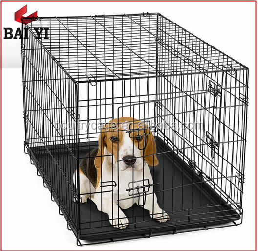 Strong Steel Bar Dog Cage Material For Sale Cheap ! Fast Delivery ! High Quality !