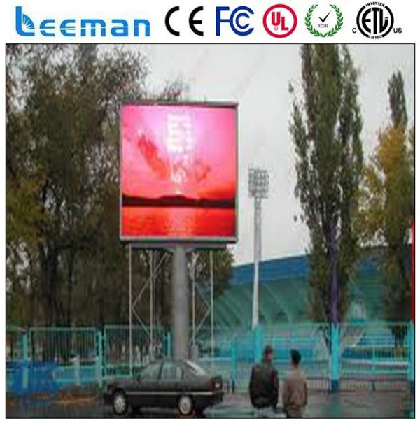 event use high definition led display screen/panel led module 12v outdoor acrylic advertising rgb sign