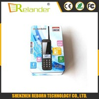 Walkie talkie X8 4 sim card mobile phone