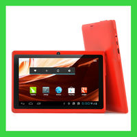 cheapest 7 inch dual core cpu tablet pc with dual core allwinner A13 /RK2926