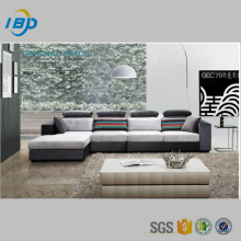 2016 Wholesale living room furniture puff sofa