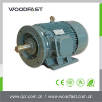 China manufacturer 400V 380V 200V three phase ac asynchronous motor