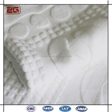 Supply Plain White 16s Thick 22x44 Customize Logo Bath Towels