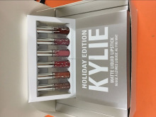 6 matte lipstick manufacturers holiday makeup birthday Edition kylie jenner lipstick